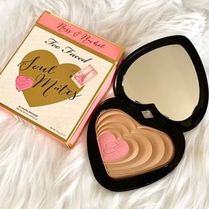 Too Faced SoulMates Blushing Bronzer Ross & Rachel